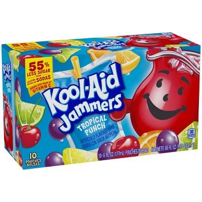 Juice Boxes: Kool-Aid Jammers