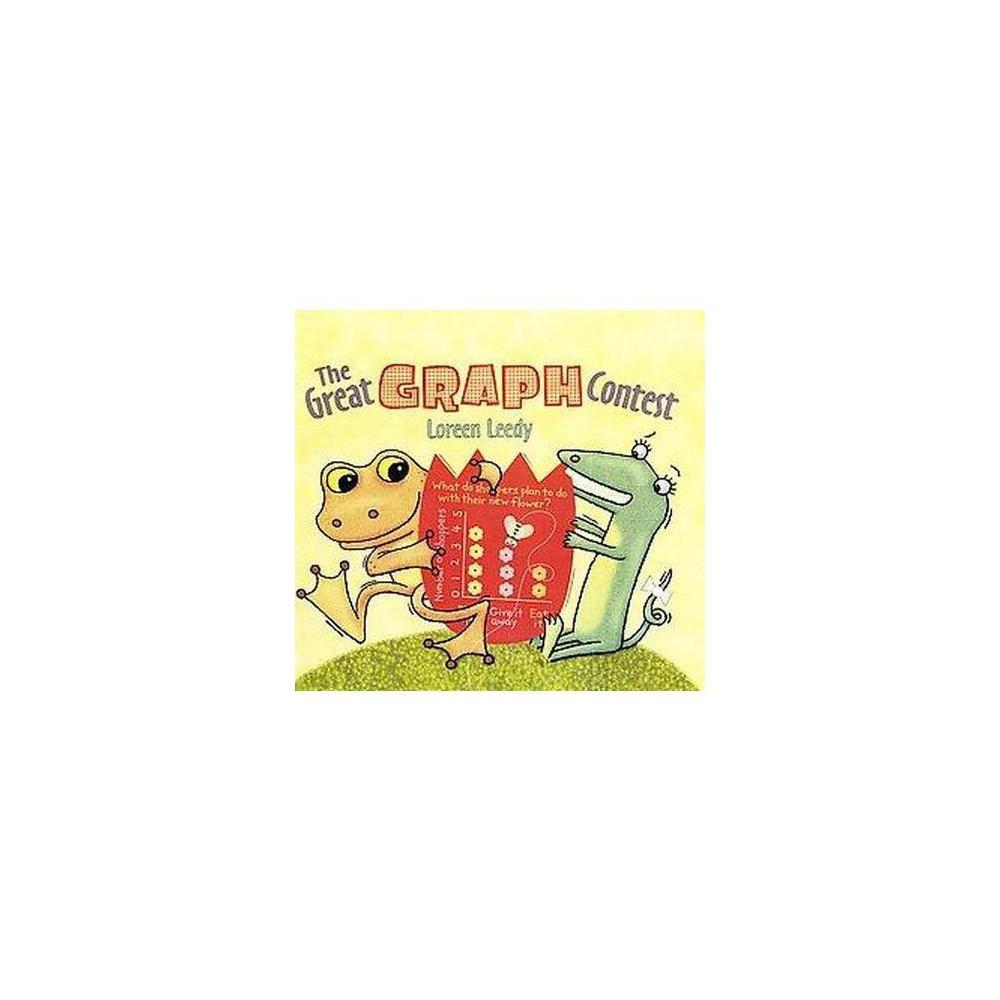 Great Graph Contest (Reprint) (Paperback) (Loreen Leedy)