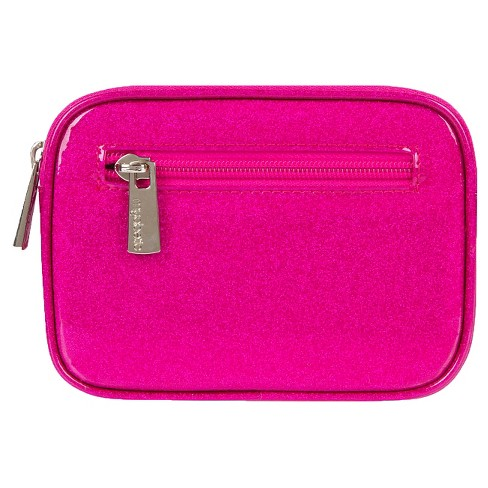 Myabetic Diabetes Supply Case - Pink Glitter - image 1 of 7