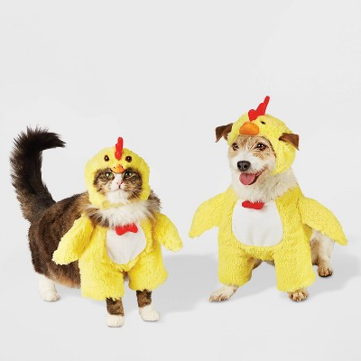 Chicken Frontal Dog and Cat Costume - Hyde & EEK! Boutique™