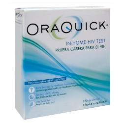 OraQuick In-Home HIV Test Kit