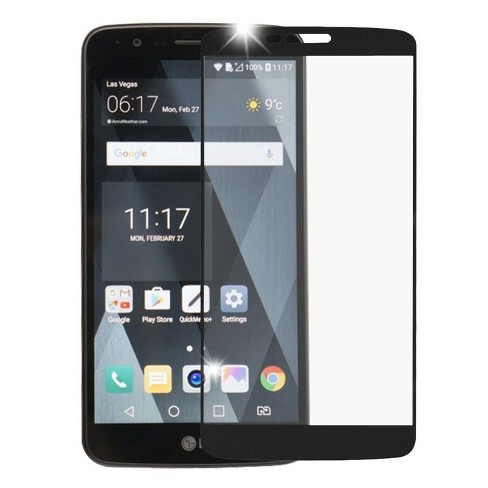 MYBAT Tempered Glass LCD Screen Protector Film Cover For LG Stylo 3/Stylo 3 Plus - image 1 of 1