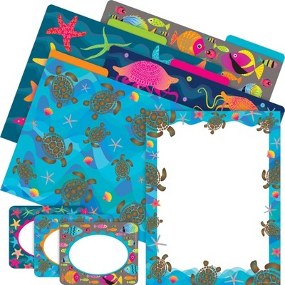 File Folders Organizer Set 107 per Set Kai Ola Starfish - Barker Creek