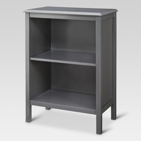 """Windham 30.25"""" 2 Shelf Bookcase - Threshold™ - image 1 of 2"""