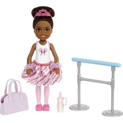 Barbie in the Nutcracker Chelsea Ballerina Doll- Brown Hair