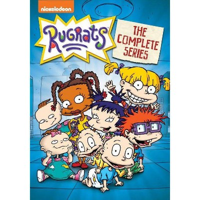 Rugrats: The Complete Series (DVD)(2021)