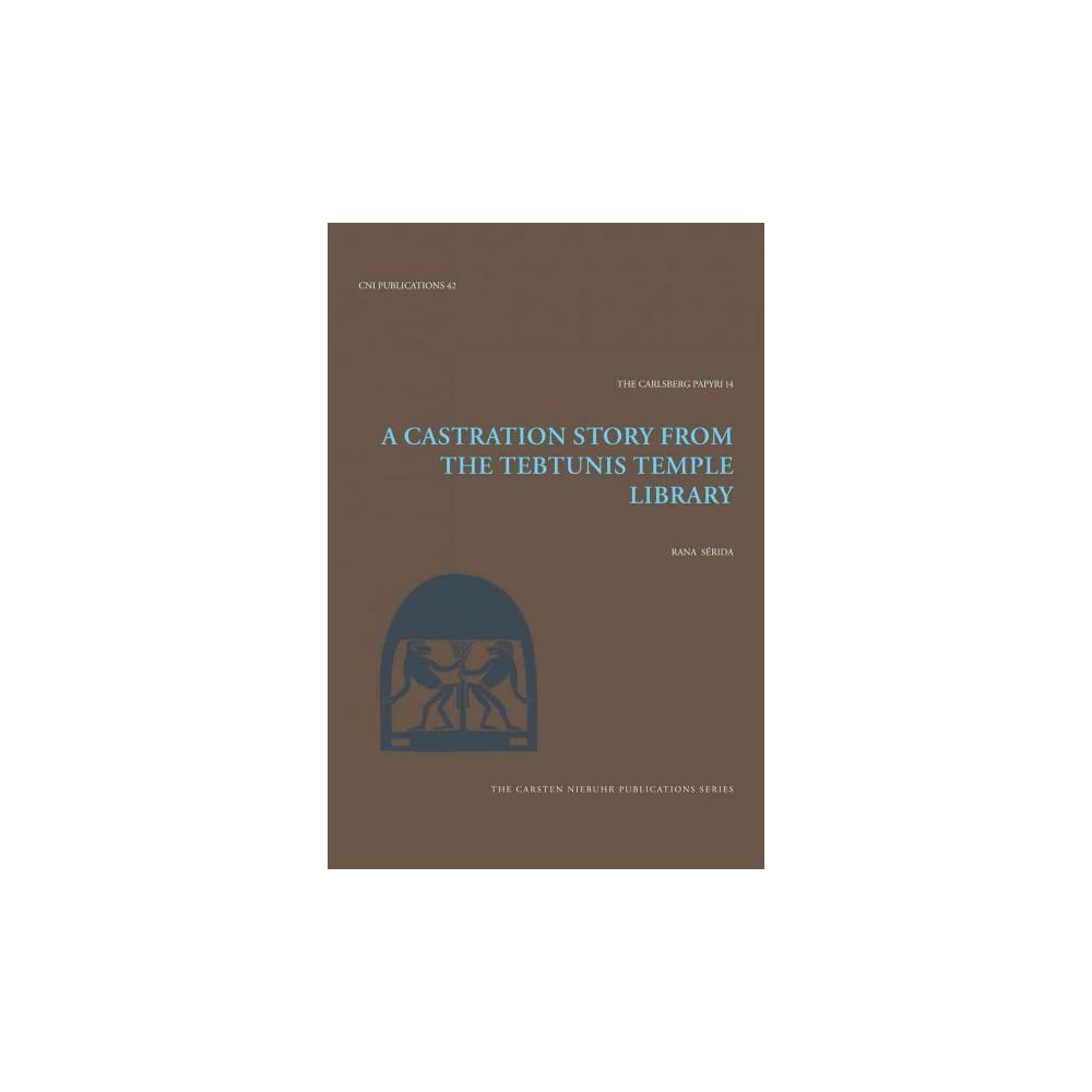 Castration Story from the Tebtunis Temple Library (Hardcover) (Rana Su00e9rida)