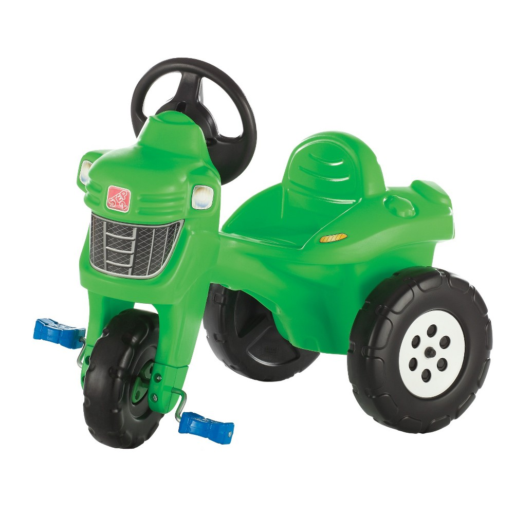 Step2 Pedal Farm Tractor - Green