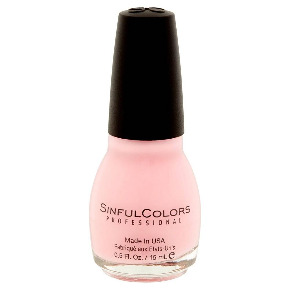 Image of SinfulColors Nail Polish 1506 Pink Smart - 0.5 fl oz