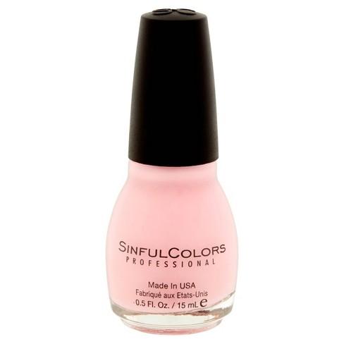 Sinful Colors Professional Nail Polish - 0.5 fl oz - image 1 of 2