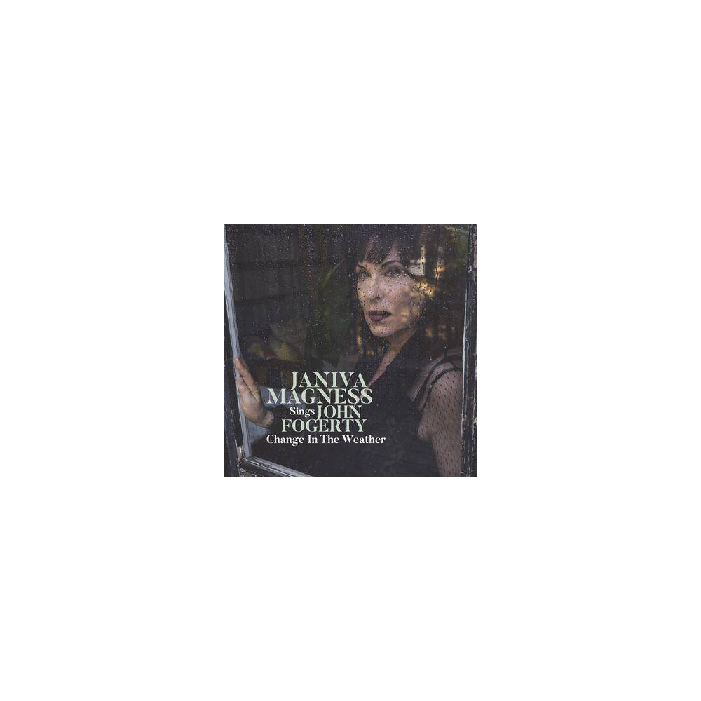 Janiva Magness Change In The Weather Janiva Magness Sings John Fogerty Cd
