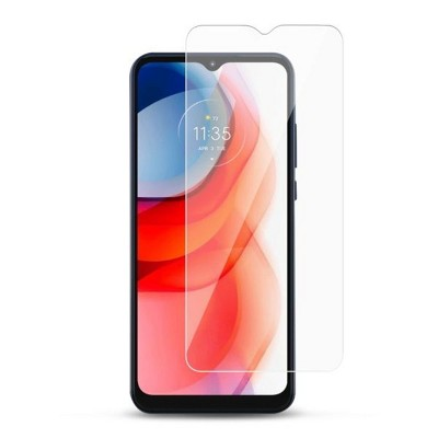 MyBat Tempered Glass Screen Protector (2.5D)(10-pack) Compatible With Motorola Moto G Play (2021) - Clear