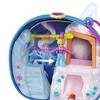 Polly Pocket Freezin' Fun Narwhal Compact Playset - image 3 of 4