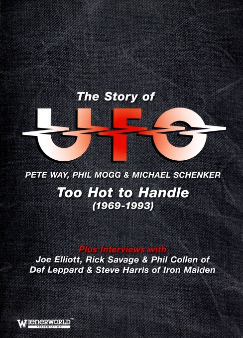 Story of ufo:Too hot to handle 69-93 (DVD) - image 1 of 1