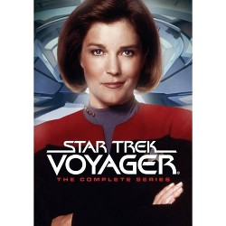 Star Trek Voyager: The Complete Series (DVD)