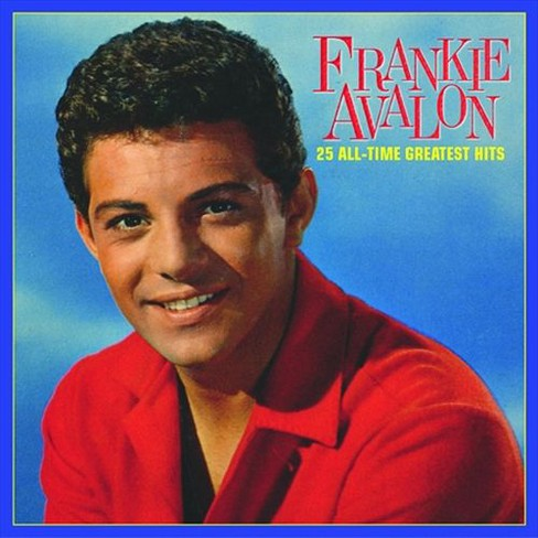 Frankie avalon - 25 all time greatest hits (CD) - image 1 of 1