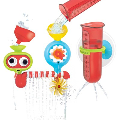 Yookidoo Spin 'N' Sprinkle Water Lab Bath Toy