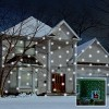 Philips Christmas LED Motion Projector Falling Snow Cool White & RGB Remote - image 3 of 4