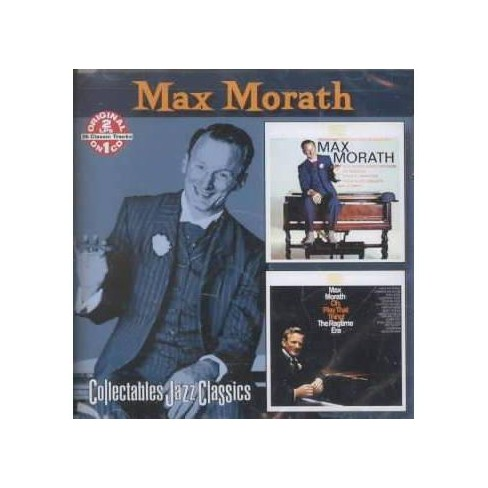 Max Morath - Presenting That Celebrated Maestro/Oh, Play That Thing! (CD) - image 1 of 1