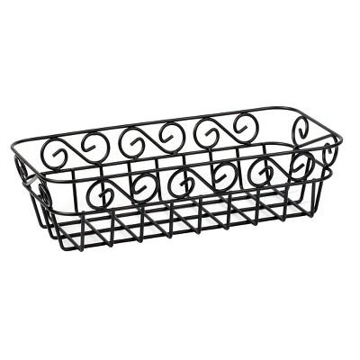 Spectrum Scroll Bread Basket