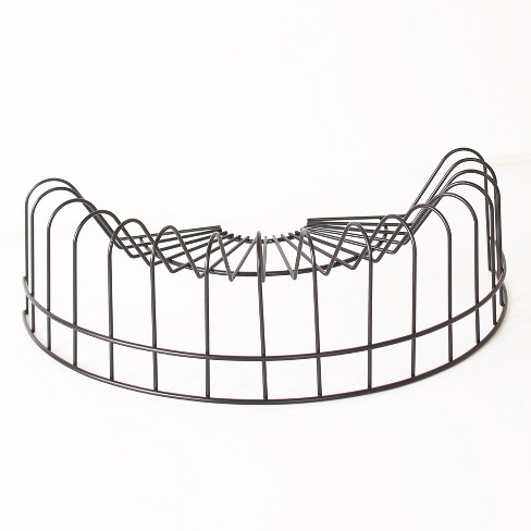 Lakeside Farmhouse Kitchen Dish Drying Rack - Stores Easily in Cabinets - - image 1 of 2
