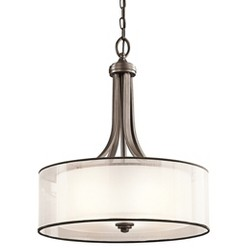 "Kichler 42385 Lacey 4 Light 20"" Wide Pendant"