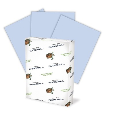"""Hammermill Colors Multipurpose Paper 20 lbs 8.5"""" x 14"""" Orchid 640197"""