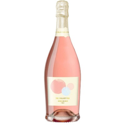 Sparkling Rosé Wine - 750ml Bottle - The Collection
