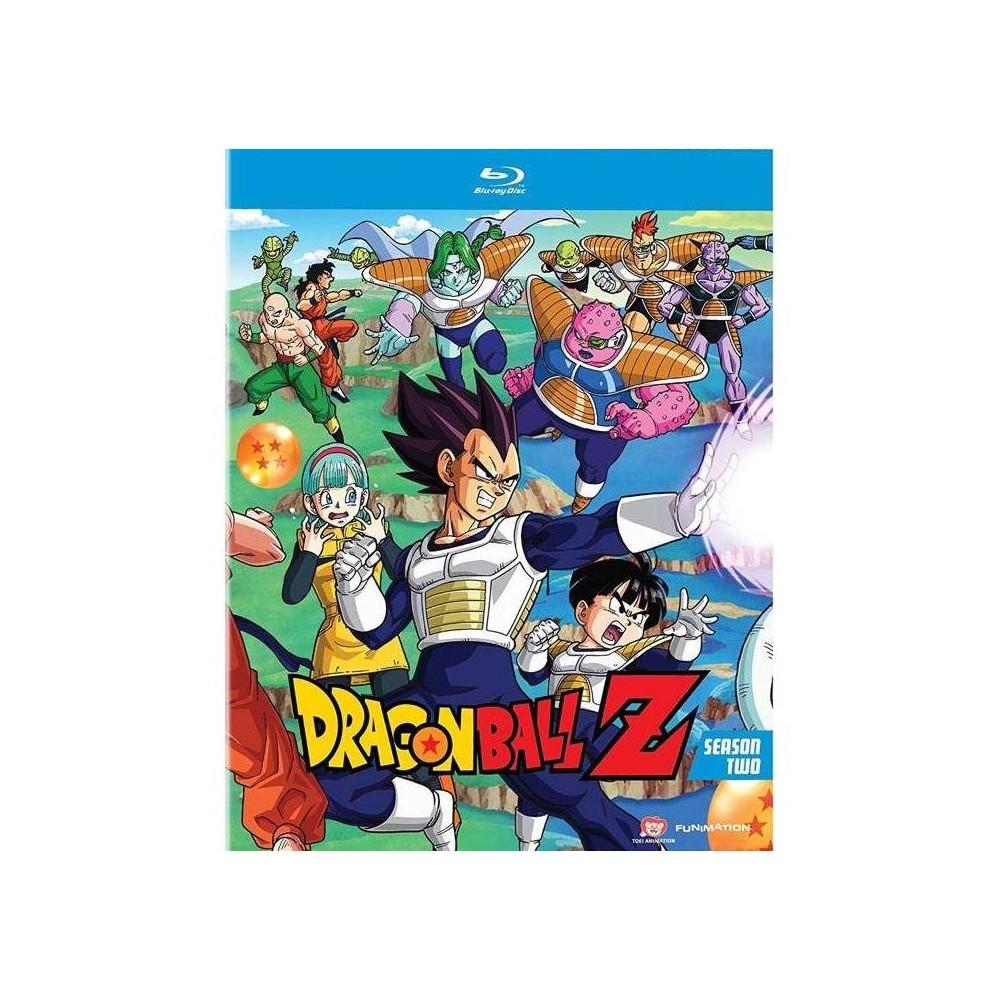 Dragon Ball Z Season 2 Blu Ray 2014