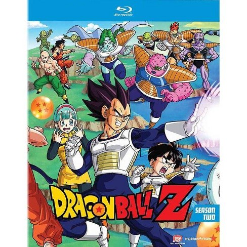 Dragon Ball Z Season 2 Blu Ray 2014 Target