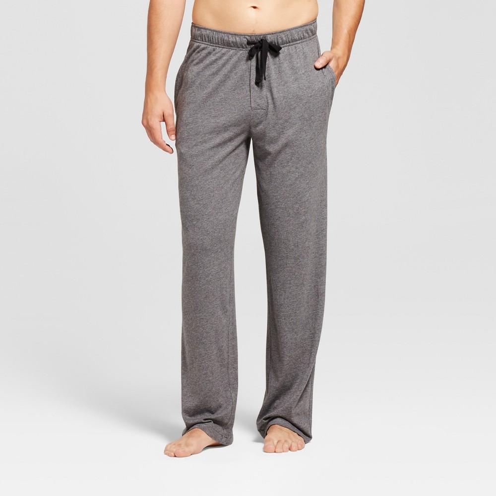 Men's Knit Pajama Pants - Goodfellow & Co Dark Gray Xxl