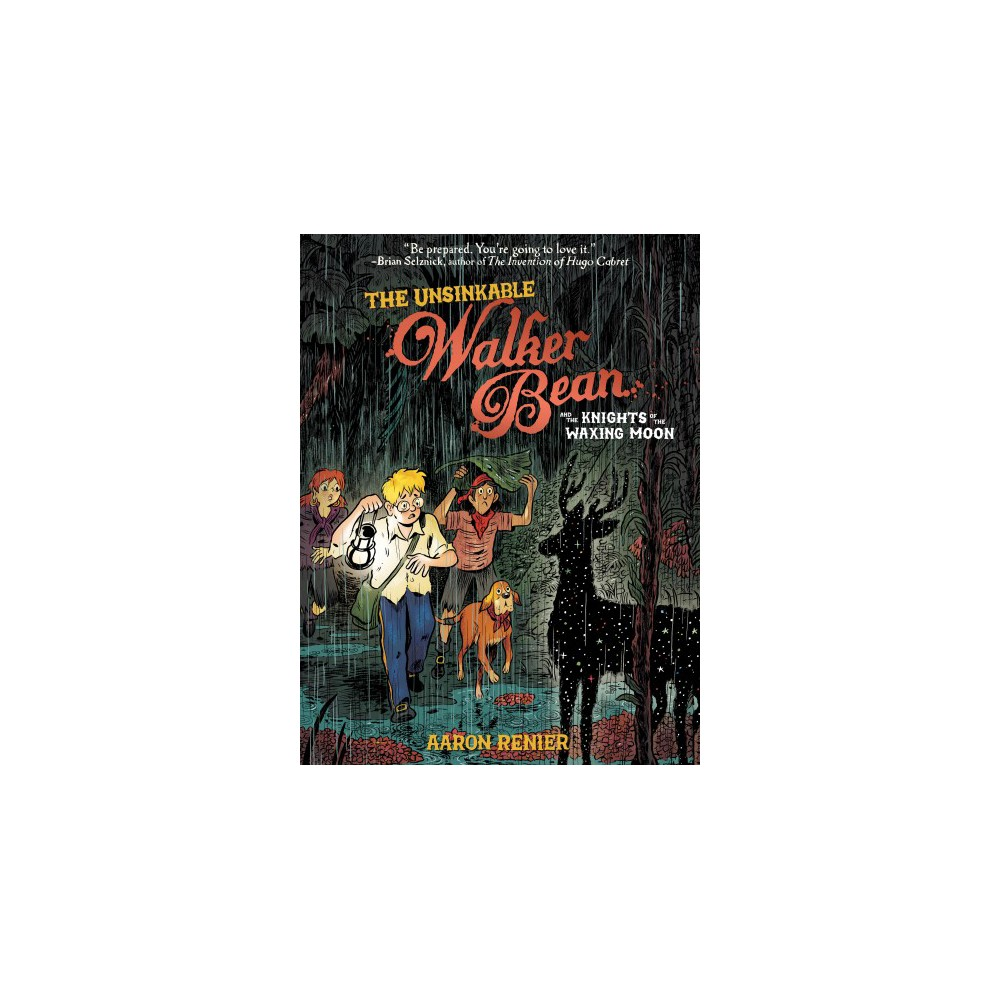 Unsinkable Walker Bean And the Knights of the Waxing Moon 2 - by Aaron Renier (Paperback)