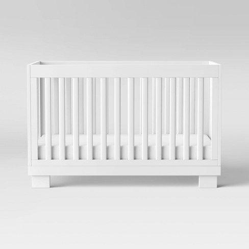 Babyletto Modo 3-in-1 Convertible Crib with Toddler Rail - image 1 of 4