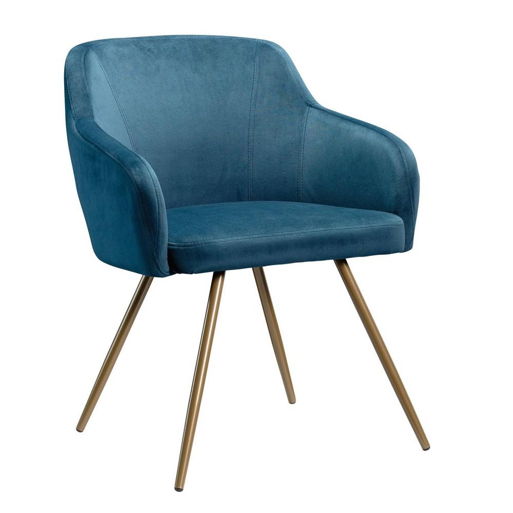 International Lux Occasional Chair Blue - Sauder