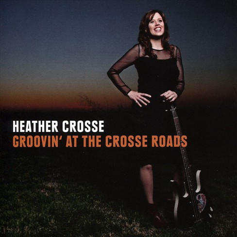 Heather crosse - Grooving at the crosse roads (CD) - image 1 of 1
