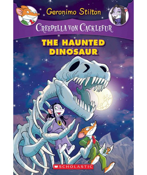 Haunted Dinosaur (Paperback) (Geronimo Stilton) - image 1 of 1