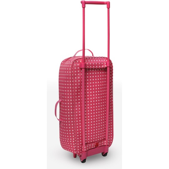 Badger Basket Trolley Doll Travel Case with Bed image number null
