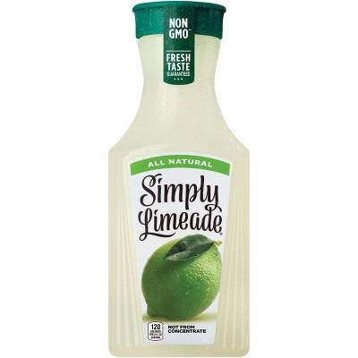 Simply Limeade - 52 fl oz