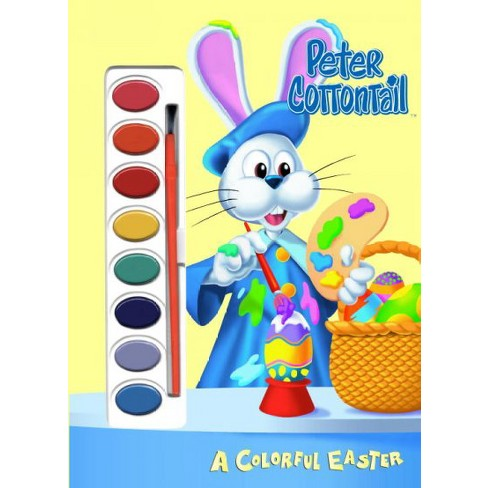Peter Cottontail (Paperback) by Golden Books Publishing Company - image 1 of 1
