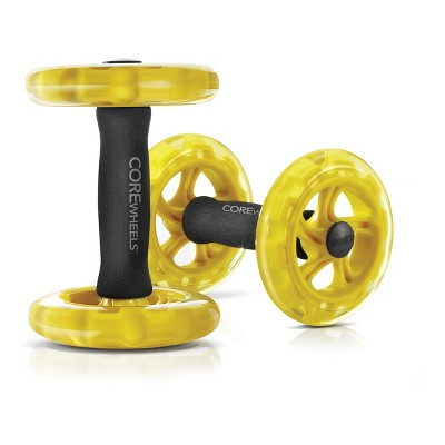 SKLZ Core Wheels -Yellow