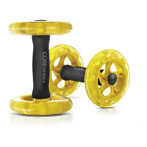 SKLZ Core Wheels -Yellow - image 1 of 4