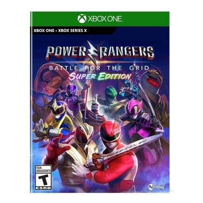 Power Rangers: Battle for the Grid - Xbox One/Series X