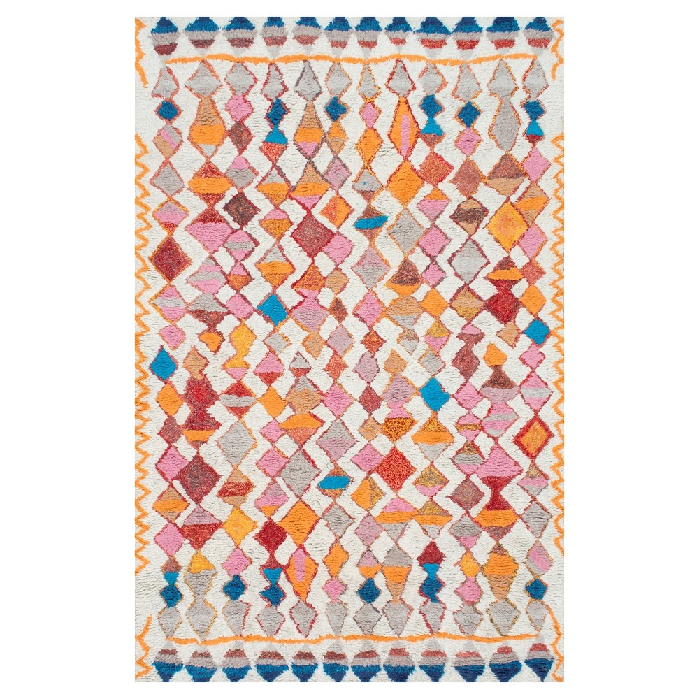 Solid Tufted Area Rug - (7'6