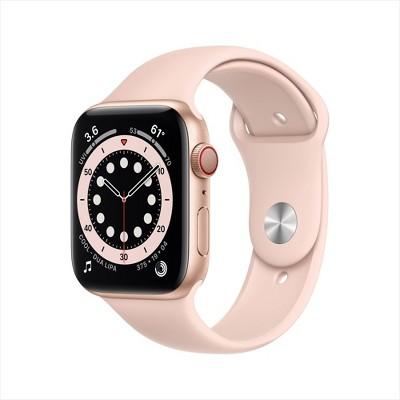 Apple Watch Series 6 GPS + Cellular Aluminum