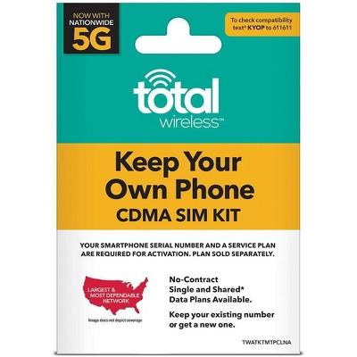 Total Wireless SIM Kit