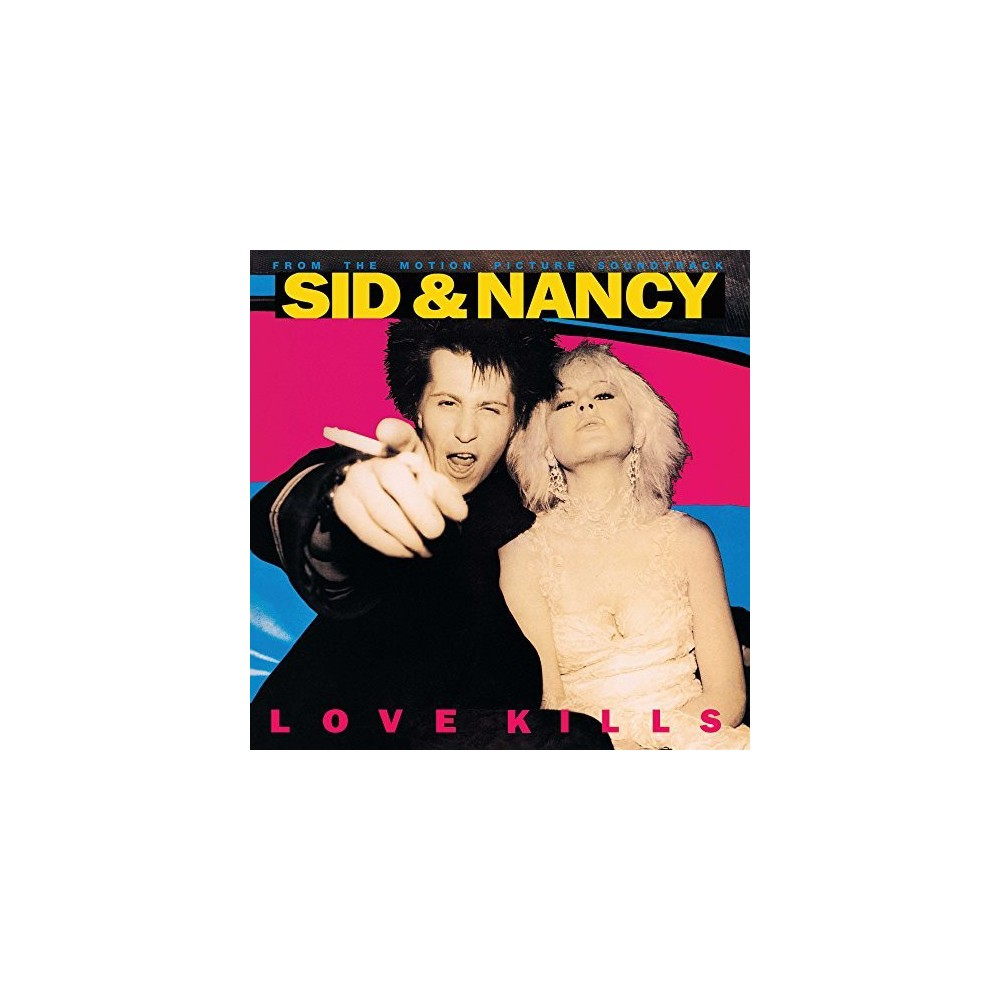 Various - Sid & Nancy:Love Kills (Ost) (CD)