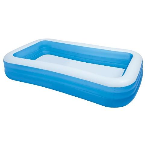 Intex 120 x 72 x 22 swim center family inflatabl target for Intex pool 120 hoch