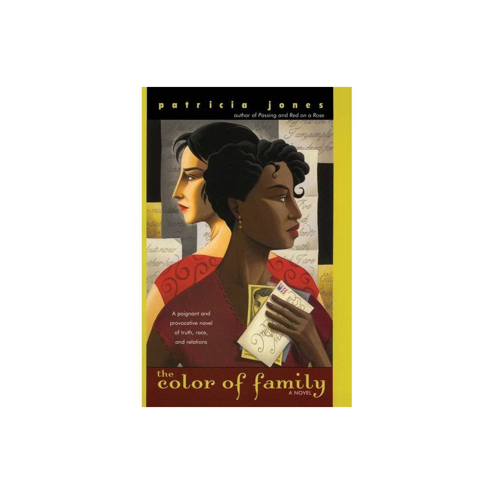 The Color Of Family By Patricia Jones Paperback