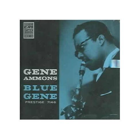 Gene Ammons - Blue Gene (CD) - image 1 of 1