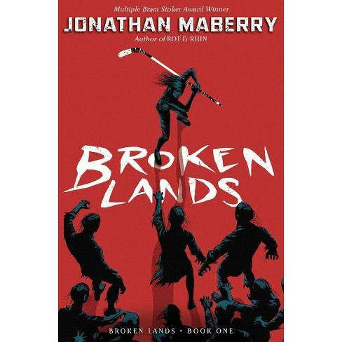 Broken Lands - by  Jonathan Maberry (Hardcover) - image 1 of 1